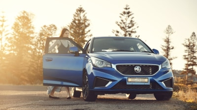 Refreshed MG hatch set to take on Mazda2