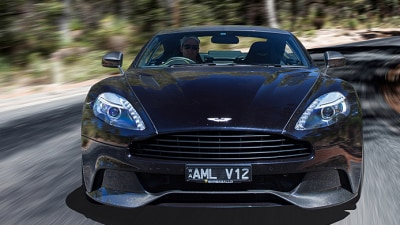 Aston's New DB Car Due In 2016: Report