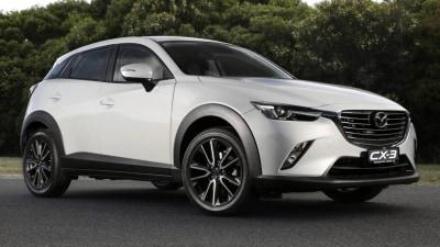 2015 Mazda CX-3 Review: Sales Storm Bound For Australia