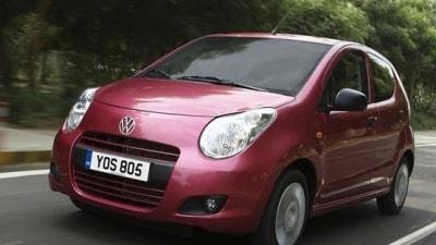Volkswagen To Take Up To 20 Percent In Suzuki: Report