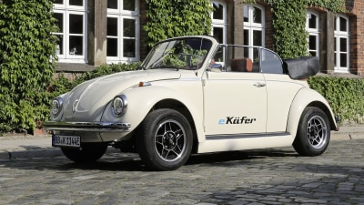 Is Volkswagen about to offer electric conversions of its classic cars?