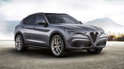 New Alfa Romeo Stelvio Ti revealed
