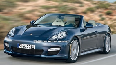 2011 Porsche Panamera Cabriolet And Coupe Previewed