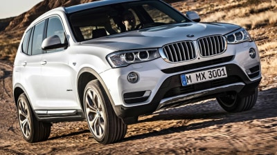 BMW X3 And X4 Gearing Up For Plug-In Hybrid, M Editions In 2017: Report