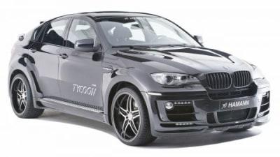 Hamann Motorsport Reveals Widebody BMW X6 TYCOON