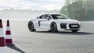 Limited Edition Rear Wheel Drive Audi R8 Unveiled At Frankfurt