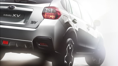 2012 Subaru XV Crossover, BRZ Sports Car Teased Ahead Of Frankfurt Debut