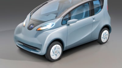 Tata eMO Electric Concept To Debut At Detroit Auto Show