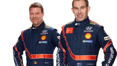 WRC: Chris Atkinson To Race Hyundai i20 In 2014 Rally Mexico
