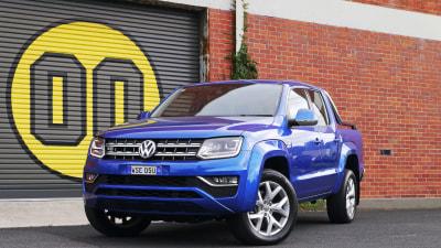 2017 Volkswagen Amarok V6 TDI550 Ultimate Review | Big Grunt With A Softer Side