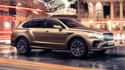 2021 Bentley Bentayga Hybrid revealed, Australian launch confirmed