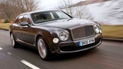 2011 Bentley Mulsanne Technical Details Revealed