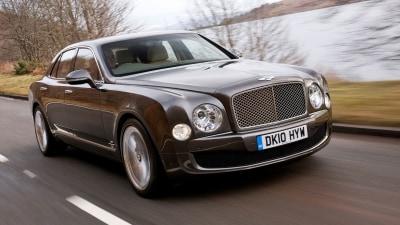 2011 Bentley Mulsanne Technical Details Revealed