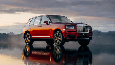 Rolls-Royce reveals new Cullinan SUV