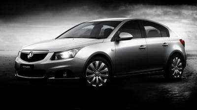 2012 Holden Cruze Hatch: First Look