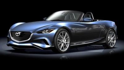 2015 Mazda MX-5 Will Evolve 'Kodo' Design Language