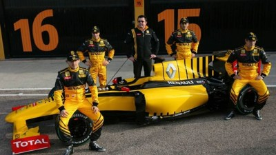 F1: Renault R30 Launched In Spain, Vitaly Petrov Russia's First F1 Driver