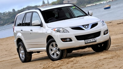 Great Wall X200 Diesel On Sale In Australia From April