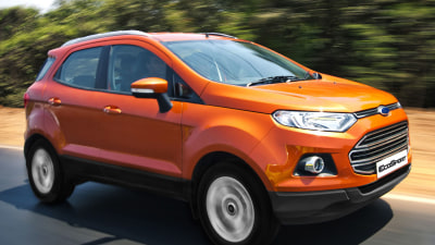 2014 Ford EcoSport On Sale In Australia From December, Low $20,000s