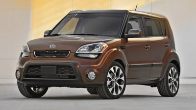 2012 Kia Soul Gets New Engines, New Styling