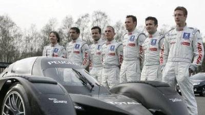Audi R8 diesel and diesels dominating Le Mans