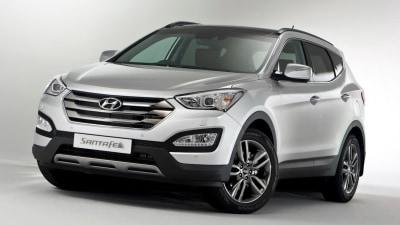 2013 Hyundai Santa Fe Revealed Ahead Of Australian Debut
