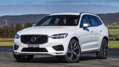 Volvo XC60 wins Good Design Australia Award