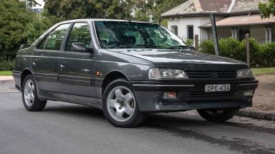 Project Cars: 1994 Peugeot 405 Mi16 Phase II