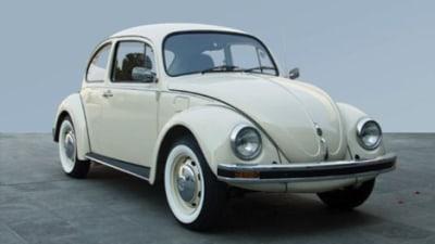 VW Beetle comeback