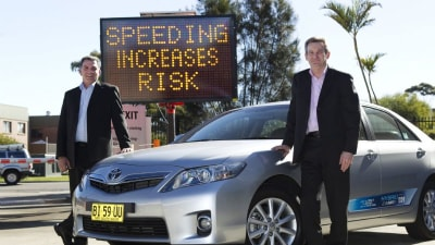 Toyota Australia Launches Employee Safe Driving Programme