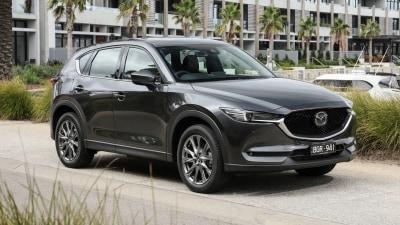 2021 Mazda CX-5 price and specs