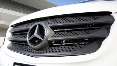 US Investigates Mercedes-Benz Diesel Defeat Device