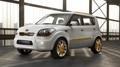 Kia SOUL Concepts and eco_cee'd Duo debut at Geneva