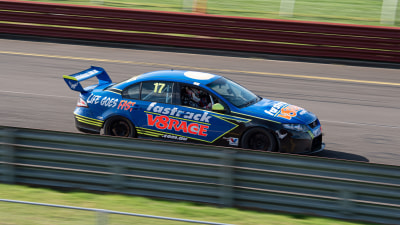 Would you like to be paid to drive people around a race track? Apply within!