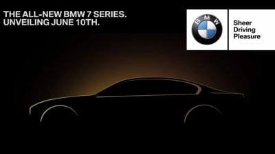 New BMW 7 Series Coming June, Australian Debut Late 2015