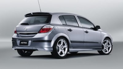 2007 Holden Astra update