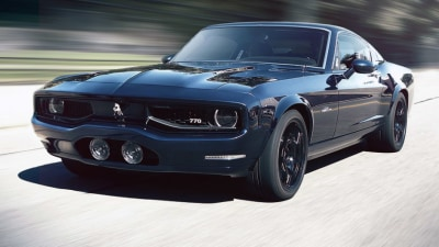 Equus Bass770 Is Just About Every Good Muscle Car Ever