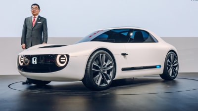 Honda Sports EV Concept could reach production in 2022 – report