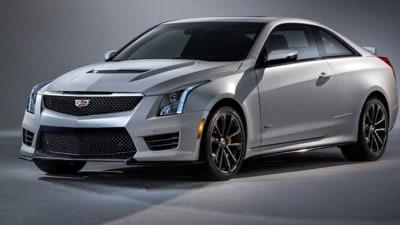 2016 Cadillac ATS-V Coupe Revealed