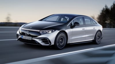 2022 Mercedes-Benz EQS revealed, Australian launch December 2021