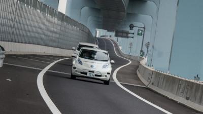 Nissan Piloted Drive Autonomous Car Begins Testing On Public Roads