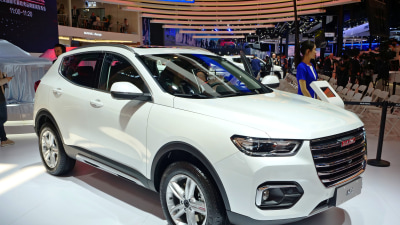 Haval details updated H6 SUV