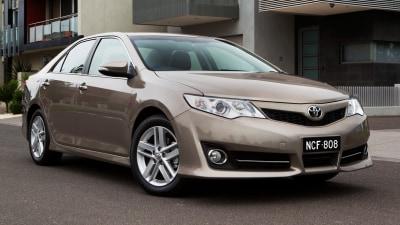 2012 Toyota Camry Atara SL Review