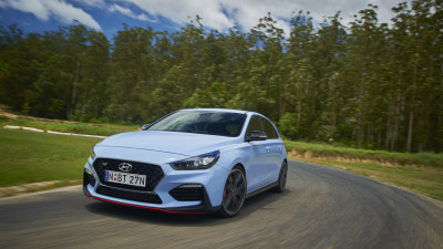 Hyundai i30 N priced under $40k