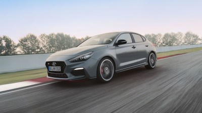 Hyundai reveals i30 N Fastback