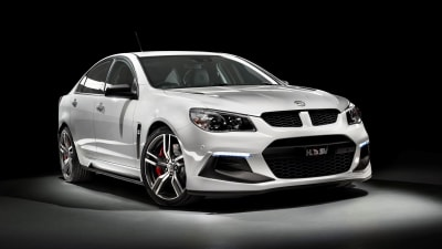 HSV Gen-F2 Range Arrives - 400kW Supercharged LSA V8 For R8 And Senator