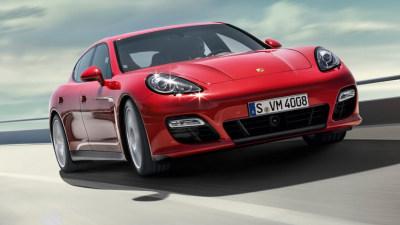Porsche Panamera GTS On Sale In Australia In Early 2012