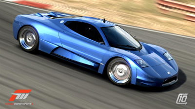 Joss JT1 Supercar Stars In Exotic Car Pack For Forza Motorsport 3: Video