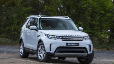 Land Rover Discovery TD6 HSE she says, he says review