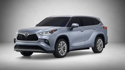 All-new Toyota Kluger revealed